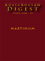 Martinism Cover